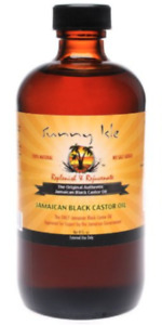 Sunny Isle™ 100% Pure Jamaican Black Castor Oil Organic Cold Pressed Natural 2oz