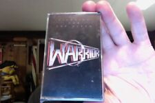 Warrior- Fighting For the Earth- new/sealed cassette- CDIX9- import?