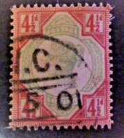 Großbritannien 1887/92; MiNr.: 92, gestempelt