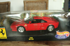 1:18 Hot Wheels Ferrari 288 GTO rot - Unopened - sealed - OVP NEU no Elite