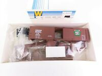 HO Scale Walthers Kit 932-3113 CN Canadian National 40' Box Car #501414 Complete