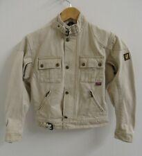 Womens Belstaff Denim Style Bomber Jacket Size 40 UK 10 / 12 Original : SA56
