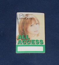 Patty Loveless All Access Unused OTTO Backstage Pass