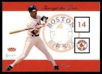 2002 Fleer Greats Jersey Relic Jim Rice Red Sox