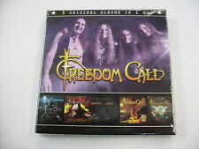 FREEDOM CALL - 5 ORIGINAL ALBUMS IN 1 BOX - 5CD BOXSET NEW SEALED 2016