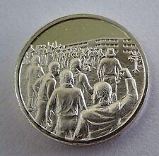 Franklin Mint Sterling Silver Mini-Ingot: 1970 Kent State University Unrest