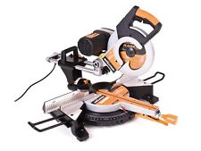 Evolution RAGE3-DB 255mm Multi-Purpose Double Bevel Mitre Saw 2000 Watt 240 Volt