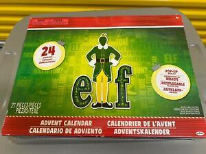 Elf Advent Calendar 24 Days of Fun Collectible Surprises 27 Piece