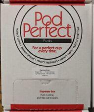 160 PodPerfect Espresso Pods Ese 7 gram 45 mm w/ Lav* - 1 Pod per Pouch