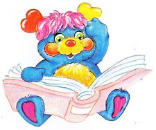 """6"""" POPPLES BOOK  WALL SAFE STICKER BORDER CUT OUT CHARACTER"""