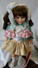 1993 Alexander Doll Company Let's Play Dolls by Alice Darling/  Bridget