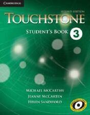 Touchstone Level 3 Student's Book, McCarthy, Michael, McCarten, Jeanne, Sandifor