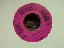 """PAULA ABDUL Will You Marry Me?/Goodnight My Love 7"""" 45 early-90's dance-pop"""
