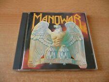 CD Manowar - Battle Hymns - 1982 - 8 Songs