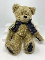 "Boyds Bears Starlight R. Bearsworth 17"" Chenille Bear  2000"