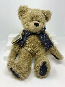 "Boyds Bears Starlight R. Bearsworth 17"" Chenille Bear  2000"