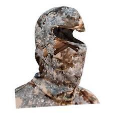 King's Camo Poly Hood Hunting Mask Desert Shadow Mens KCG1700-DS