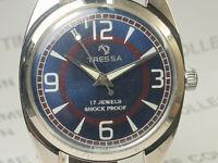 Vintage Tressa Mens Mechanical Handwinding Movement Wrist Watch VG175