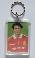Ryan Giggs Keyring Manchester United 1998-1999 Treble Season Memorabilia