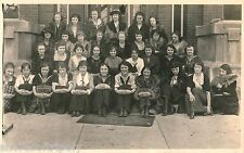 1920's SINGLED OUT FOR BEWITCHING GAZE or AMERICAN HORROR STORY?~ORIGINAL PHOTO
