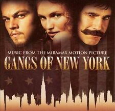 New! GANGS OF NEW YORK CD Soundtrack OST Various Artists OOP FREE SHIPPING!