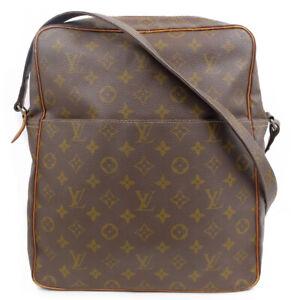 LOUIS VUITTON Marceau Monogram Shoulder Bag M40264