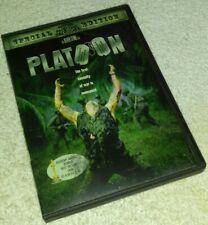 Platoon Dvd 1986 Tom Berenger , Charlie Sheen