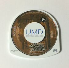 USED PSP Disc Only Monster Hunter Portable PSP the Best JAPAN Sony PS Portable