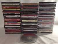 RARE Lot Of 67 - ITALIAN OPERA / BROADWAY / JAZZ COLLECTIONS - Great Condition