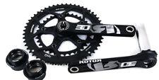 Rotor 3D30 Road / Tri Bike Crankset 52/36T 167.5mm 110BCD 10/11s + PF30 BB NEW