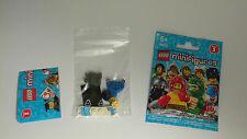 Lego Minifigures 8805 Serie 5 Nr. 16 Snowboarder, mit Zettel+OVP (2011)