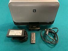 "Altec Lansing M602 Speaker Dock System iPod or Aux. 1/8"" input"
