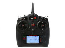 SPEKTRUM DX8 GEN2 2.4Ghz TRANSMITTER MODE 2 VOICE RC PLANE HELI QUAD SPMR8000EU
