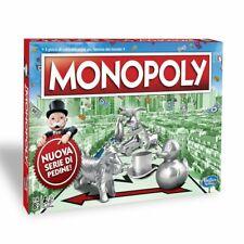 Monopoly - Classico, Accattivanti pedine e ha forma rettangolare