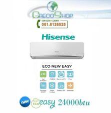 Condizionatore/Climatizzatore INVERTER 24000BTU Hisense Eco New Easy - TE70BB00G