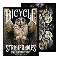 Strigiformes Owl Playing Cards Sealed & Numbered Edition