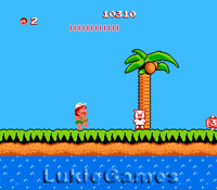 Adventure Island - Rare Classic NES Nintendo Game