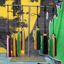 Show Your Colours Car Tassel - Jamaica / Rasta / Pan African