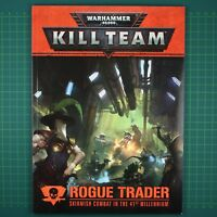 Kill Team Rogue Trader Rule Book en Warhammer 40k