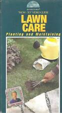 VHS:  HOMETIME LAWN CARE PLANTING AND MAINTAINING INCLUDES  PROJECT GUIDE