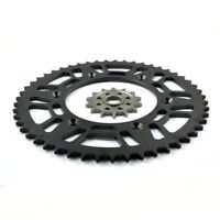 For Honda CRF250X 2004-2016 High Carbon Steel Sprocket Chain Kit 14/52T 520