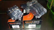 COMMODORE VT VX VY VZ FULL SET FRONT & REAR BRAKE PADS .. NEW