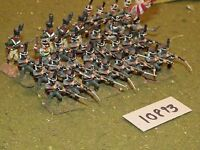 25mm napoleonic / russian - infantry 32 figs - inf (10893)