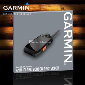 Garmin Alpha 200i Screen Protector Anti-Glare Scratch Fingerprints 010-13133-00