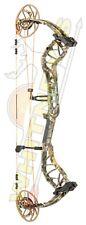 Fred Bear Archery Divergent Eko Compound Bow Left Hand Dw #70 Realtree Edge Camo