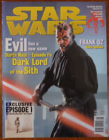 Star Wars The Official Magazine No.19 March/April 1999