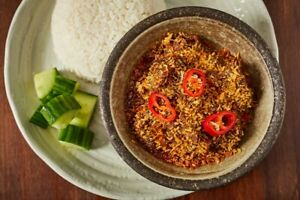 Malaysian Rendang Curry Fresh Spice Powder Indian Spices Mix Seasoning