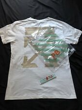 OFF White Oversized Fit Tape Arrows T-shirt Size XXL