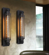 Modern Corridor Classic Industrial Ceiling Wall Light Decorative Fitting Lamp UK