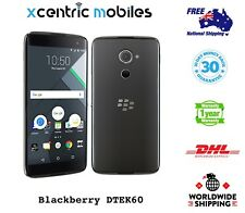 Blackberry DTEK60 BBA100-2 Earth Silver 32GB & 4GB Ram 4G LTE Genuine Unlocked